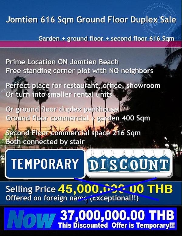 Temporary discounted Jomtien Offer.jpg