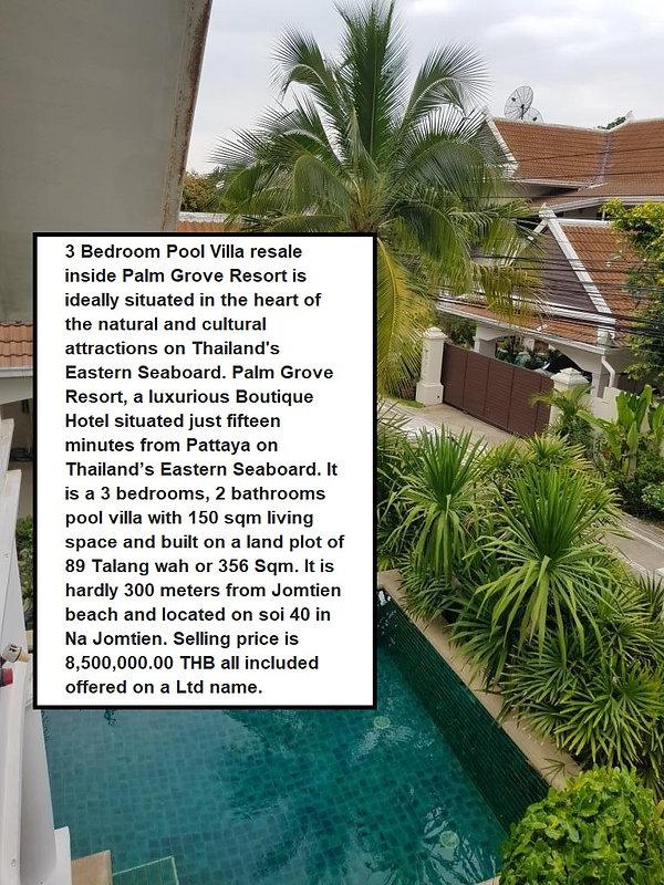 3 Bedroom Pool Villa resale  (3) - Copy.