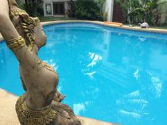 Jomtien 2 Bedroom Pool Villa in Village