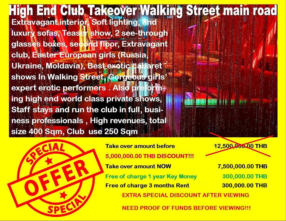 High End Club Take Over December 2020.jp