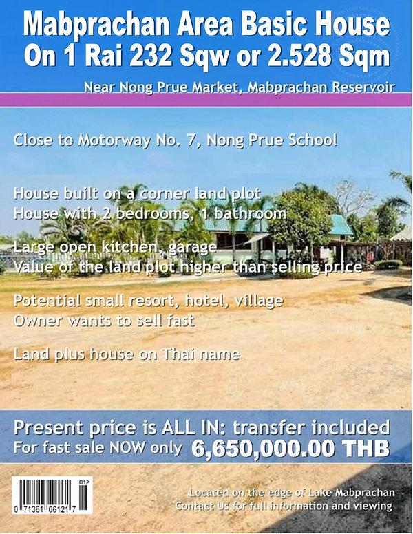 Land plus house Mabprachan 6650000.jpg