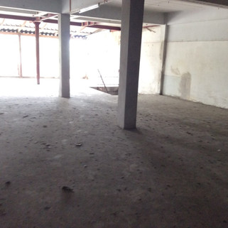Mezzanine space 150 sqm shell business s