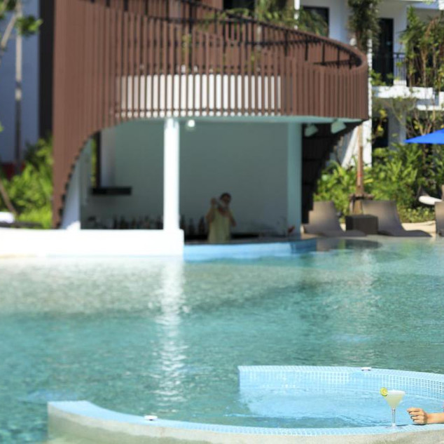 Center Pattaya 51 rooms 4 star hotel (22