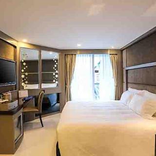 Pattaya Center 4 Star 96 Room Hotel (3).