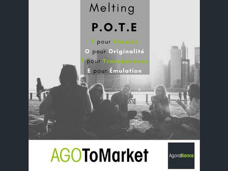 La première cohorte AGOToMarket est terminée!
