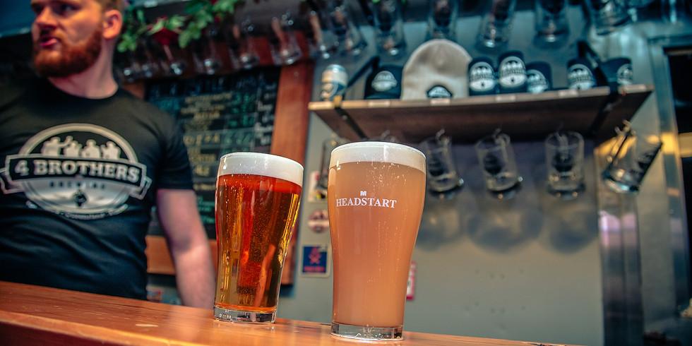 Breweries 4th Birthday