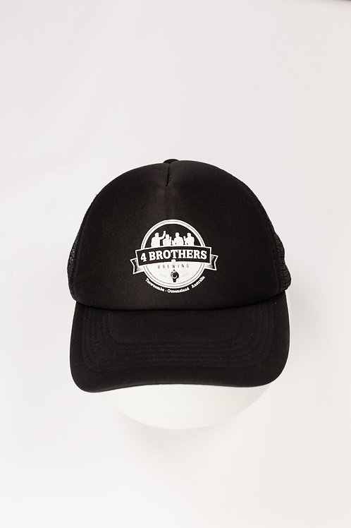 4 Brothers Trucker Cap