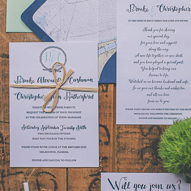 rutherford wedding
