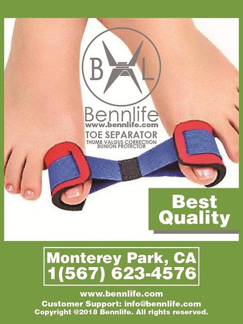 Bennlife賓尼生活  拇指外翻矯正器
