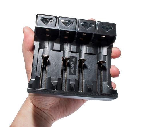 4槽電池充電器(Z4)