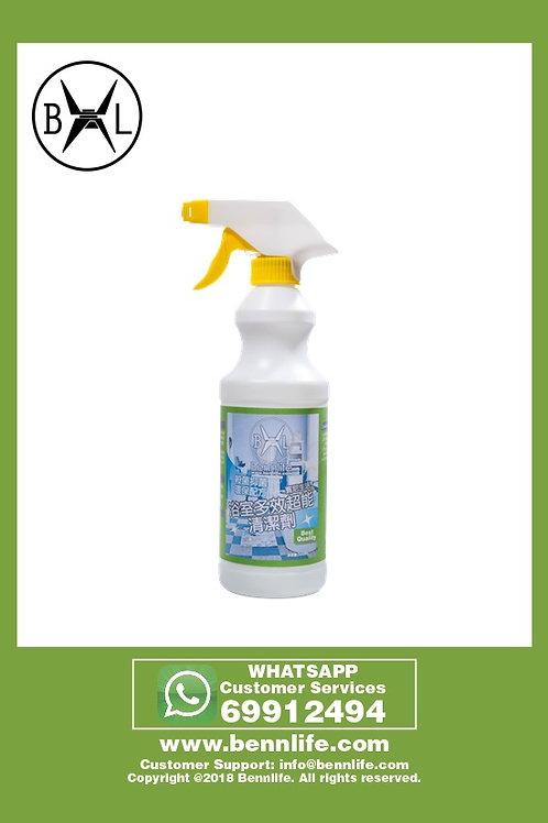 Bennlife賓尼生活  賓尼生活 浴室多效超能清潔劑