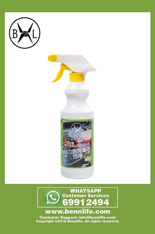 Bennlife 賓尼生活 強力廚房重油清潔劑