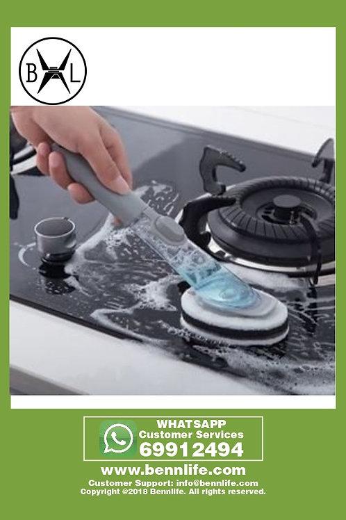 Bennlife賓尼生活 自動液體廚房刷