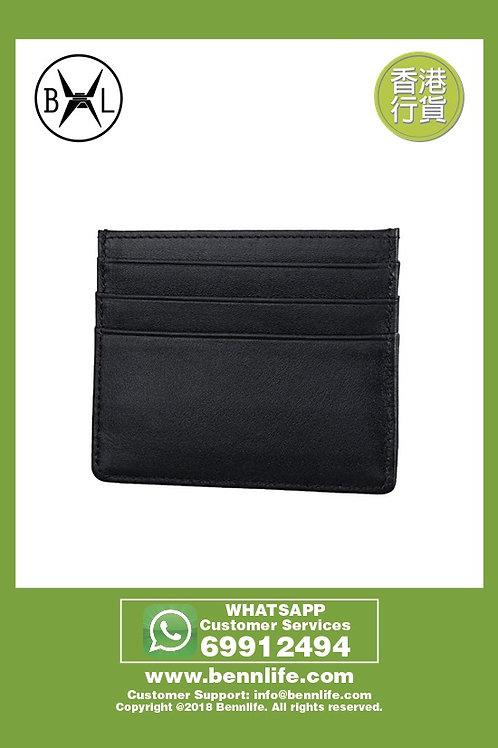 Bennlife賓尼生活 超薄RFID 多格卡套 (黑色)