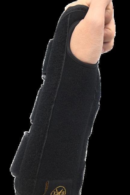 Bennlife賓尼生活  黑色可調節護手腕保護套 (包括左&右)