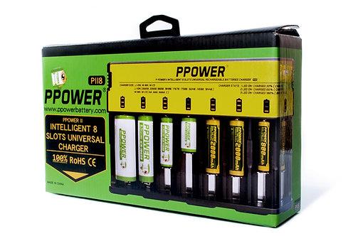 智能萬用八充充電器 (PII8)