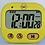 Thumbnail: Bennlife賓尼生活  多功能震動式計時器鬧鐘- (淺黃色)