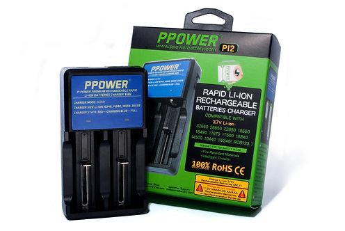 2槽鋰電池快速充電器 (PI2)