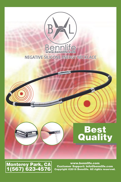 Bennlife 賓尼生活 負離子磁療項鏈