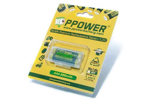 AAA 800MAH 鎳氫充電電池