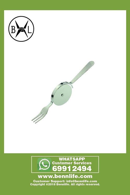 Bennlife 賓尼生活 薄餅刀連叉 高質不銹鋼