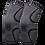 Thumbnail: Bennlife賓尼生活  圓筒式防滑彈性透氣運動護膝(1對裝)