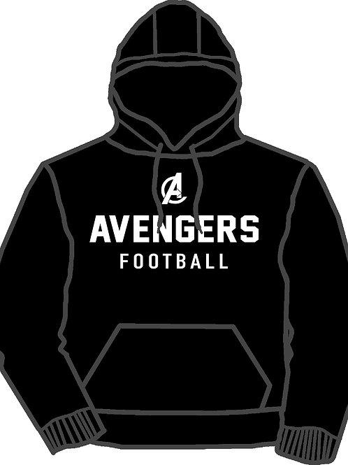 Avengers Football Hoodie