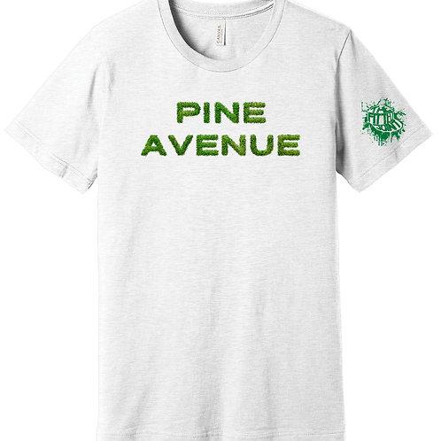 Pine Ave Hedge