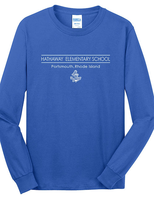 Hathaway Elementary L/S Tee