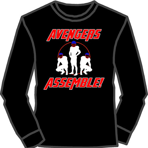 Avengers Assemble Long Sleeve