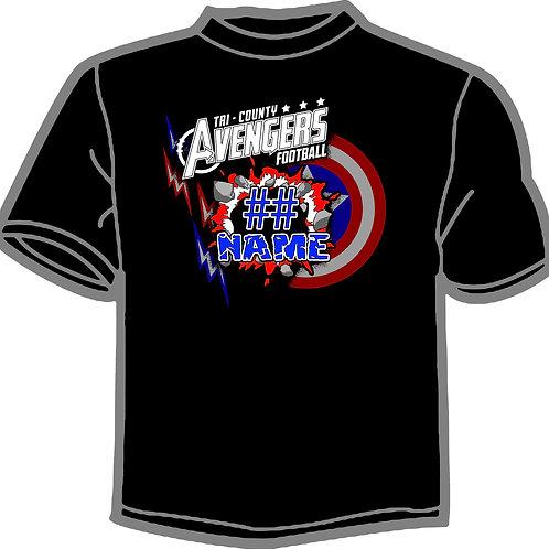 Avengers Custom Tee