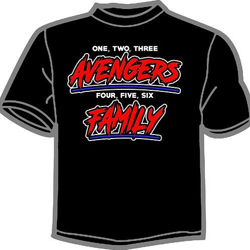 1,2,3 Avengers 4,5,6 Family