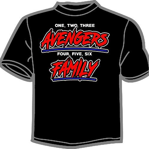 Avengers Family Tee