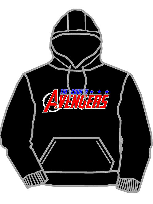 Tri-County Avengers Hoodie