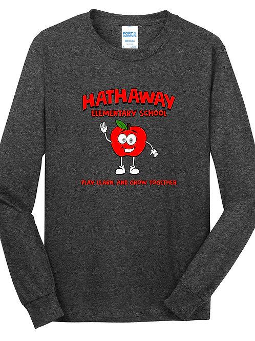 Hathaway Mascot L/S Tee