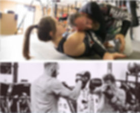 FORMIDABLE Self Defense Jiu Jitsu and Bo