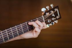 guitar chords. C major