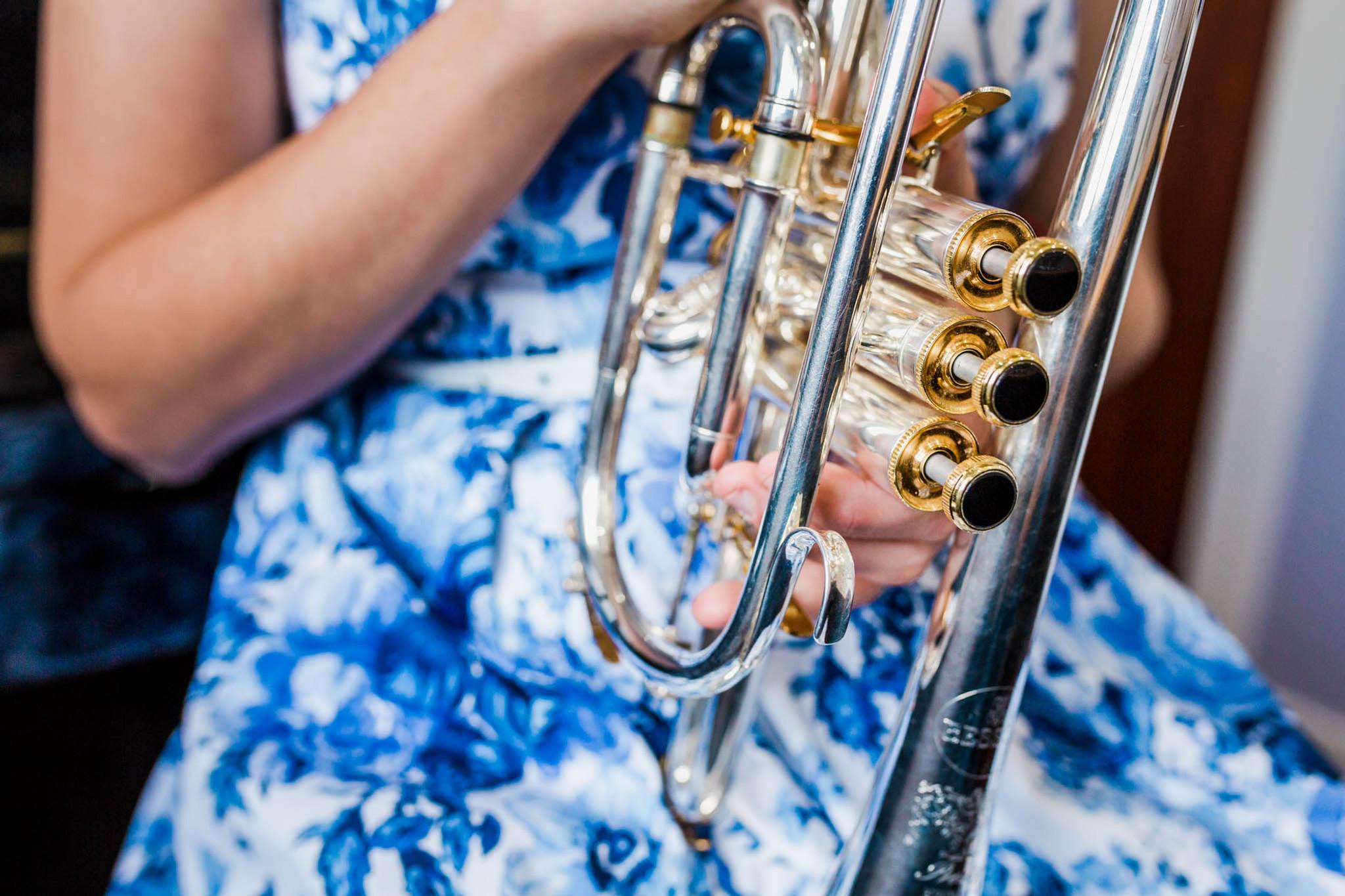 Trumpet or Cornet Lessons