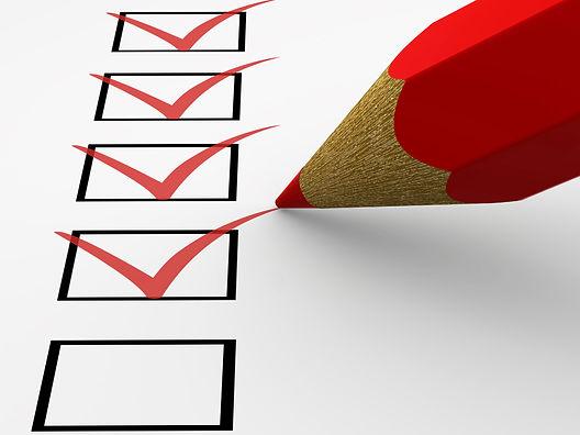 FHA Loan Documentation Checklist
