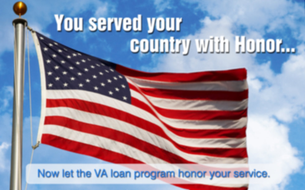 VA loan programs for Military Veterans
