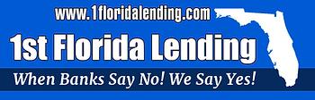 1st florida Lending Corp Logo