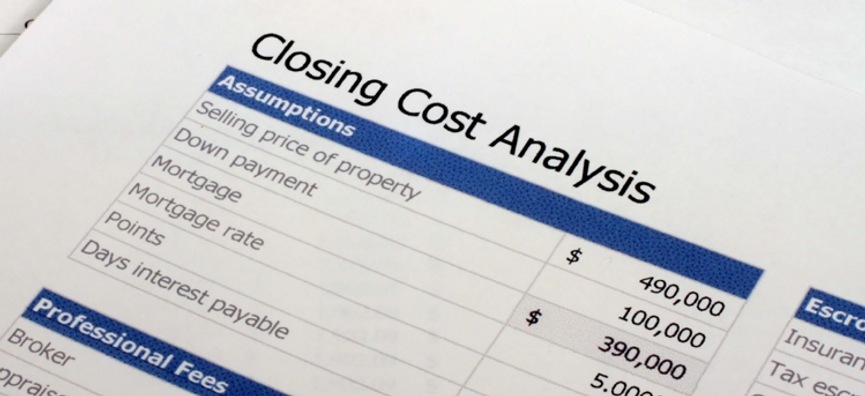 FHA closing costs and allowable charges