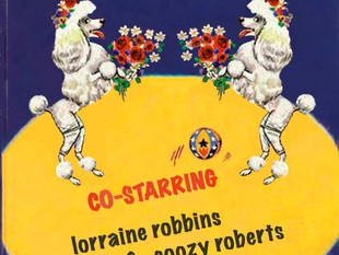 Perky and Pinky - Robbins and Roberts Exhibition at the Hardwick Gallery, UOG, Cheltenham