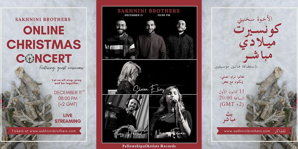 Christmas with Sakhnini Brothers