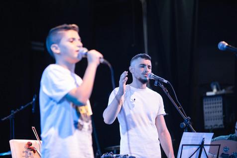 Sakhnini Brothers Live in Nazareth 4 Yon
