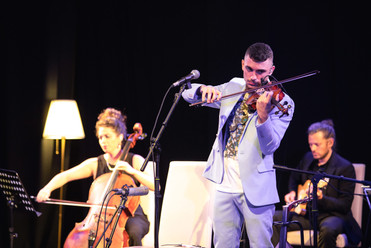 Sakhnini Brothers Live in Nazareth 5 Yon