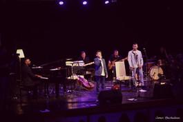 Sakhnini Brothers Live in Nazareth 10 Sa