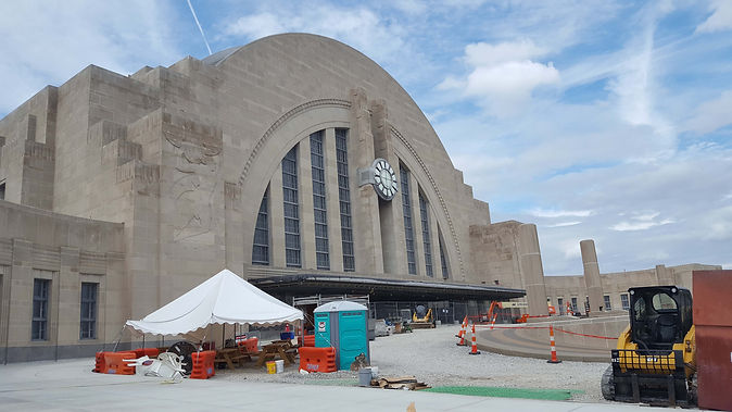Union Terminal Station 3