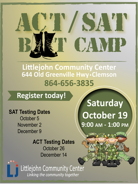 ACT/SAT Bootcamp