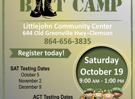 ACT/SAT Bootcamp